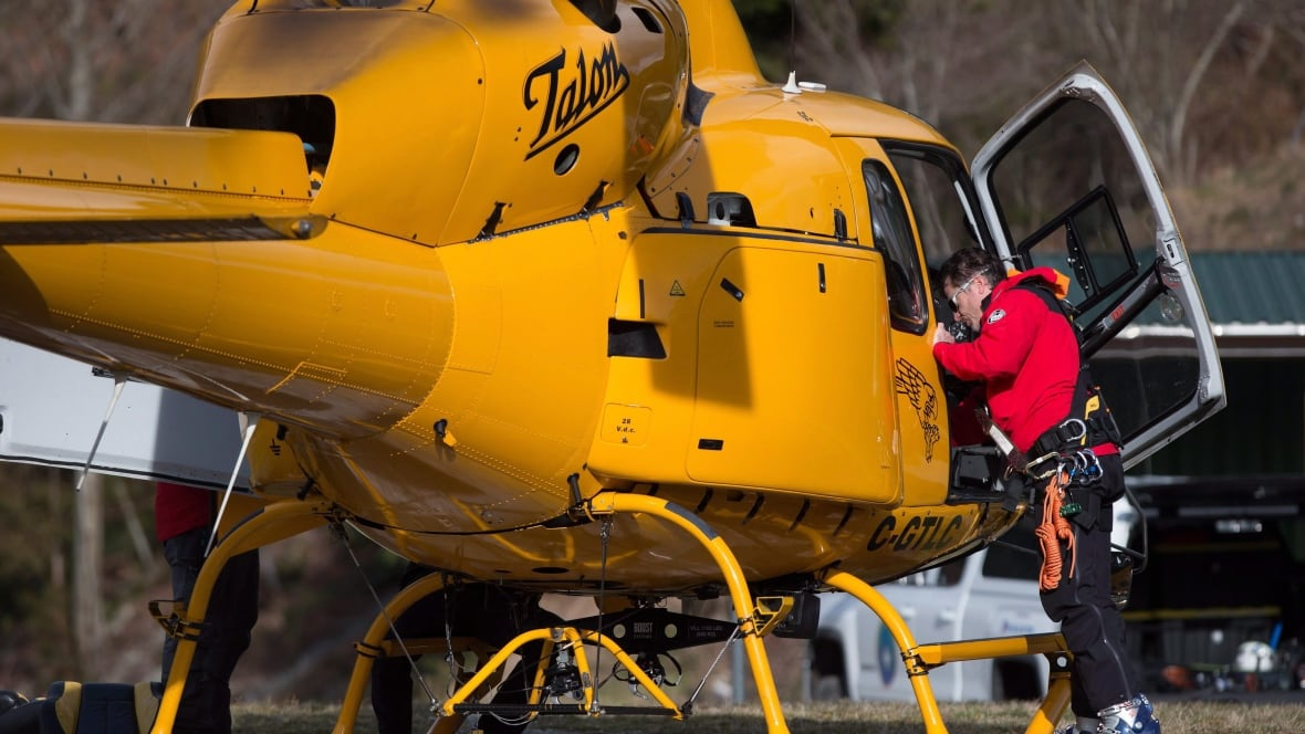Backcountry emergencies a challenge for rescuers