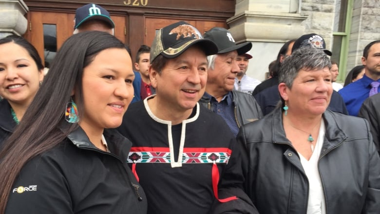 'Extinct' Canadian First Nation wins in court again