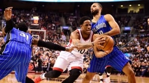 Raptors rout Magic to dampen Terrence Ross' return