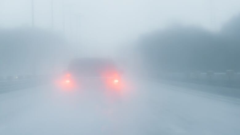 Rainfall warning, fog advisory for London region delays many