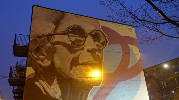 Janine Sutto mural