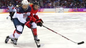 U.S. women's hockey reaches tentative deal in pay dispute: report