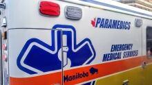 Manitoba ambulance