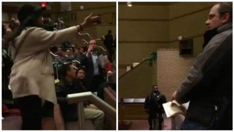 'How dare you say these hateful things?' Woman takes on Islamophobia at school board meeting
