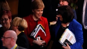 Scottish Parliament votes to hold a 2nd independence referendum