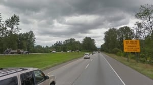 Stretch of Trans-Canada Highway in Langley to be expanded to 6 lanes