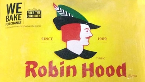 The Canadian Food Inspection Agency says 10-kilogram bags of Robin Hood brand All Purpose Flour have been recalled.