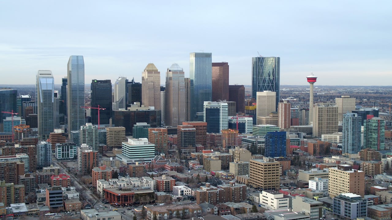 Why We Should Turn Calgary S Empty Office Towers Over To The Creative Economy Cbc News