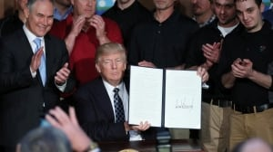 Canada and U.S. on diverging tracks as Trump signs climate order: Don Pittis