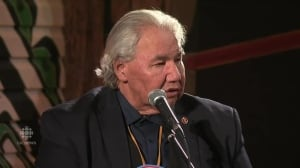 Senator Murray Sinclair responds to Senator Lynn Beyak's residential school remarks