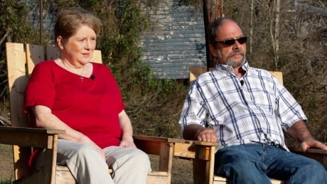 Robin and Mike Taylor at their home in Whitesburg, Ky