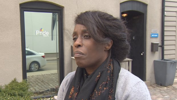 Olivia Nuamah was named the new executive director of Pride Toronto in February, after the organization made the decision to ban uniformed police officers from future Pride festivities.