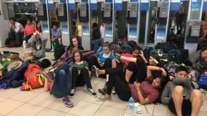 Airline errors strand Vancouver students in New Jersey during 33 hour delay