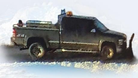Pickup truck fatal hit and run promenade du Lac-des-Fées