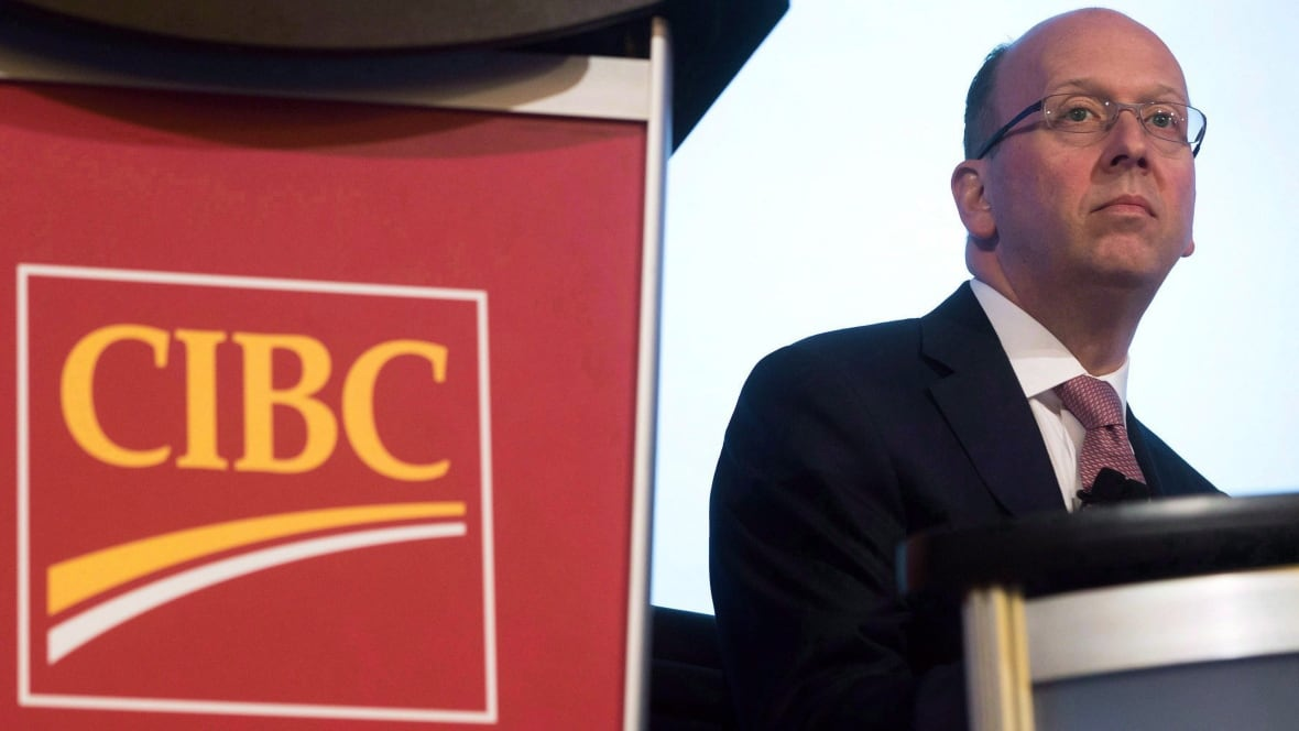 CIBC looks to generate quarter of earnings from US - CBC.ca