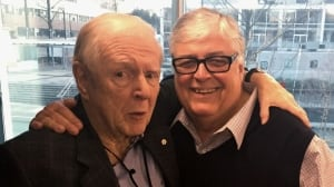 80 years on, legendary rock DJ Red Robinson still doing what he loves
