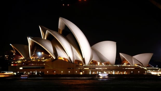 EARTH-HOUR/AUSTRALIA