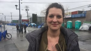 Meet the woman who saves a life a day on Surrey's 135A Street strip