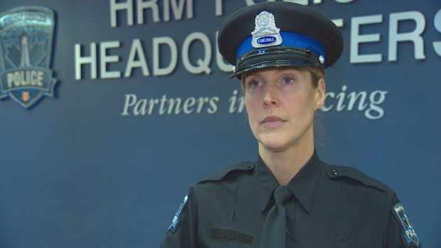 Halifax police constable Diane Penfound