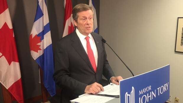 Mayor John Tory vows to speed up housing approval process and investigate implementing a vacant home tax.