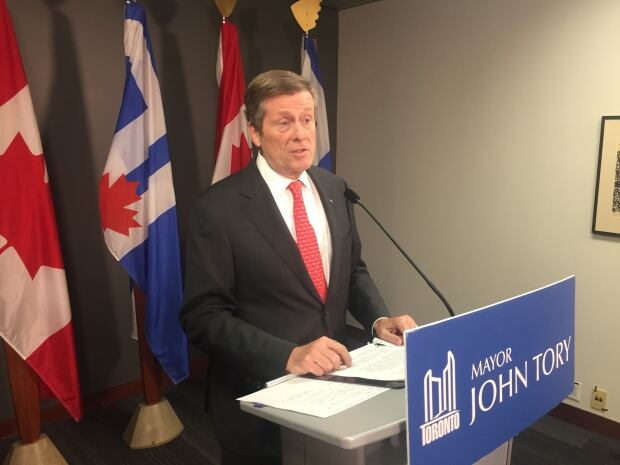 john tory vacancy tax