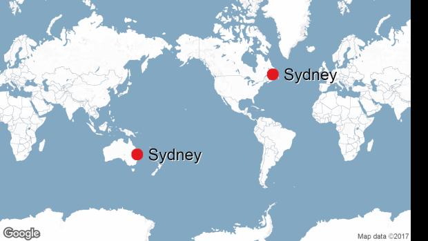 The Sydneys