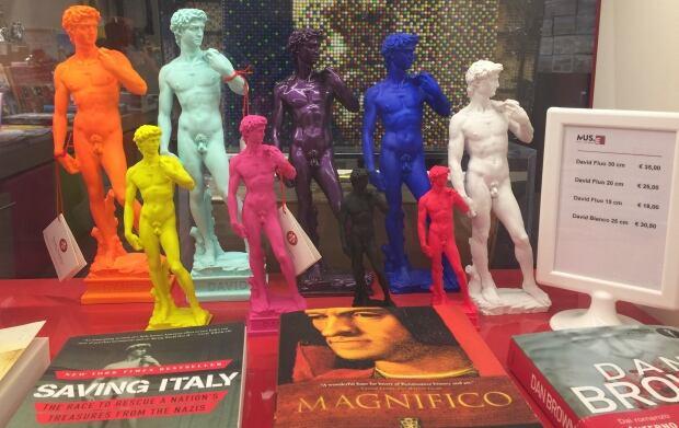 Florence illicit art