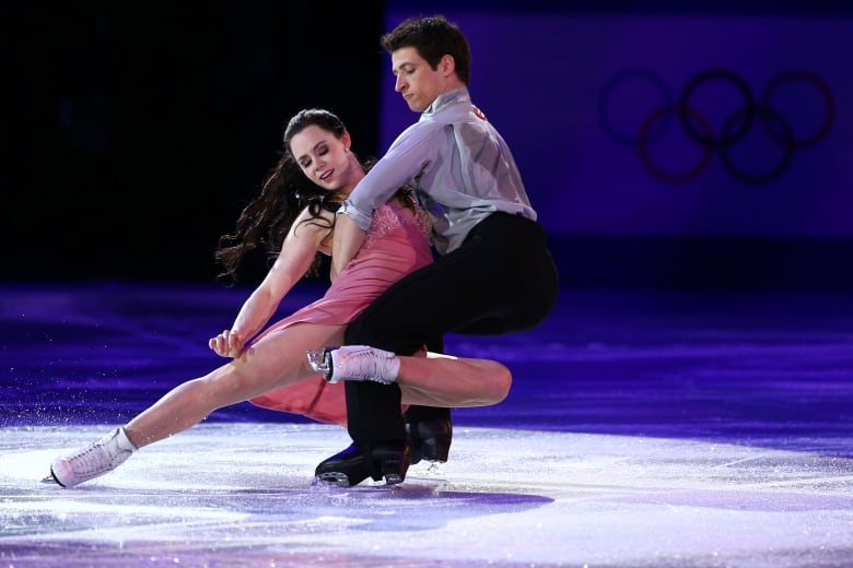 Are the canadian olympic ice dancers hookup