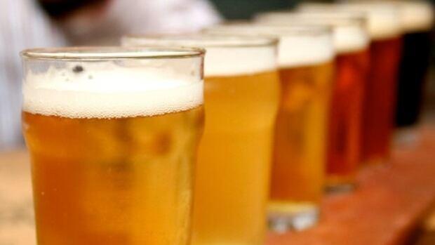 Beer sales after pot legalized