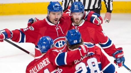 Habs Punch Ticket To Playoffs With Win Over Panthers