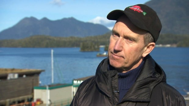 Dan Lewis has lived in Tofino for 25 years. He is the executive director of Clayoquot Action.