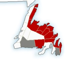 Newfoundland weather alerts