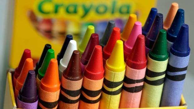 Crayola Retiring a Color