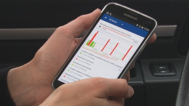 CBC and Radio-Canada purchased a special cellphone that can detect when an IMSI catcher is trying to intercept it. It is made by ESD America.