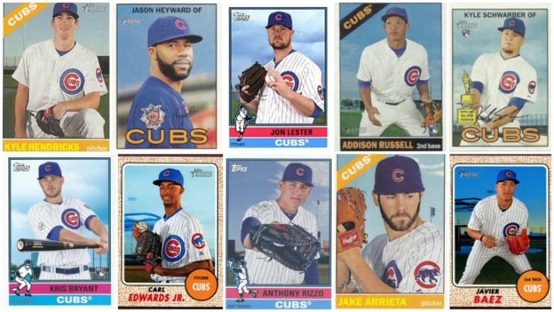 The 2016 Chicago Cubs Arent Just Defending Champions They