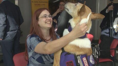 Psychiatric Service Dog Manitoba