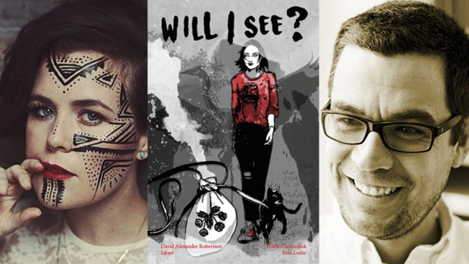 Cree writer David Alexander Robertson has collaborated with Cree musician IsKwé on the graphic novel Will I See?, which sheds light on missing and murdered Indigenous women in Canada.