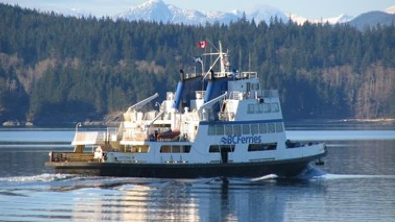 Vancouver Island's west coast could get new car ferry