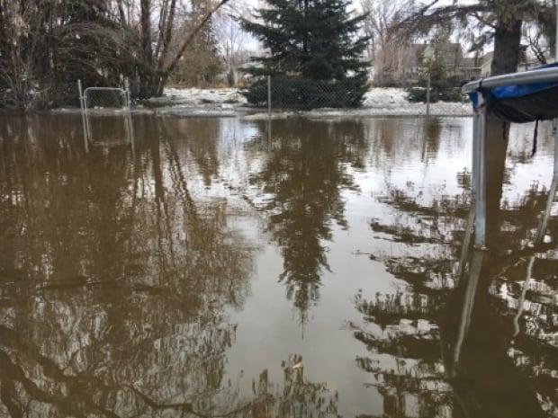 Swan River 2017 flooding