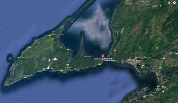 historic hardware store in port au port west destroyed by