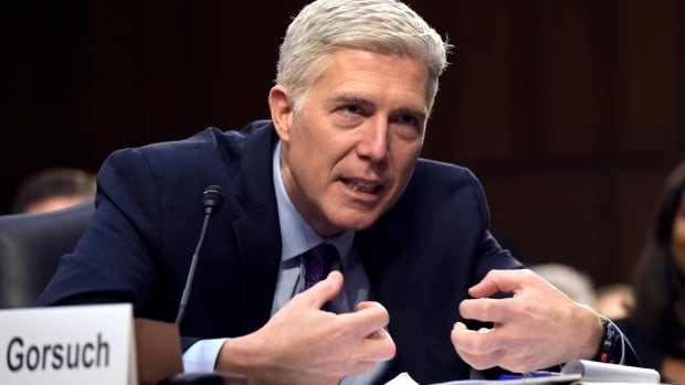 Judiciary Committee Poised To Vote On Supreme Court Nominee Neil Gorsuch