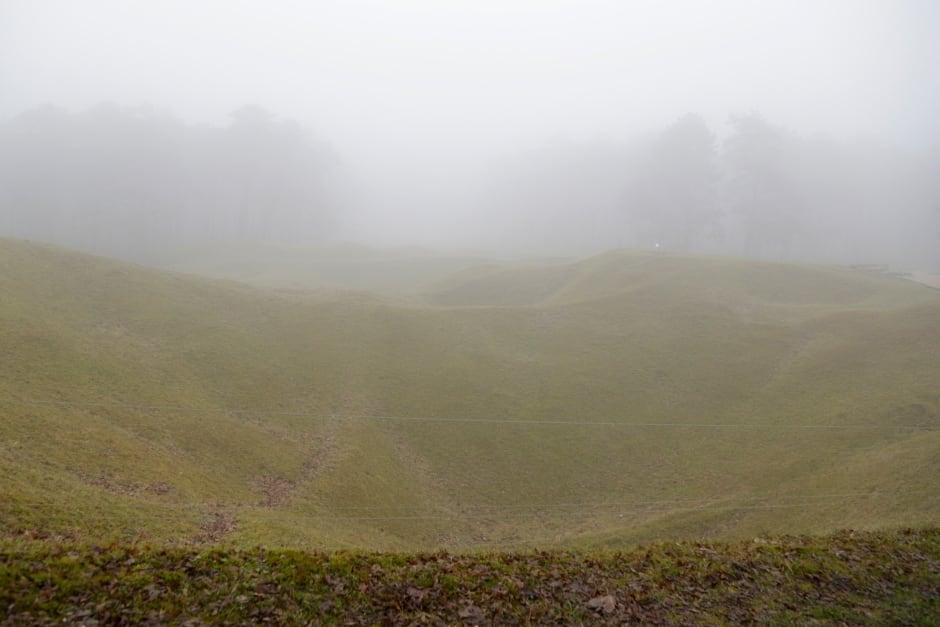 Vimy Ridge Hills