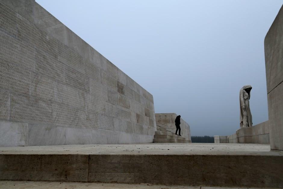 Vimy Memorial Monument