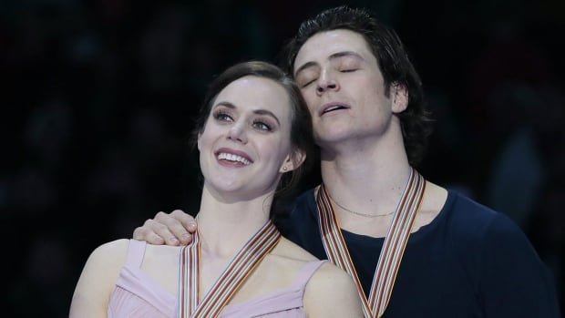 Some may have doubted the wisdom of their decision to return to skating, but Tessa Virtue and Scott Moir proved beyond a doubt that they're still capable of reaching new heights together.