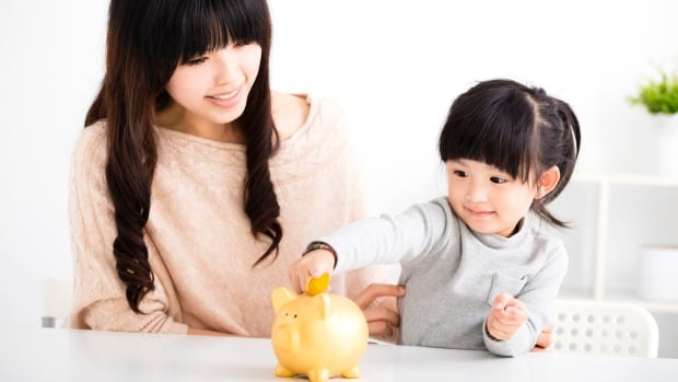 Talking to children about money from a young age can help your children be more comfortable talking with you about finances when they're older, says Gary Rabbior