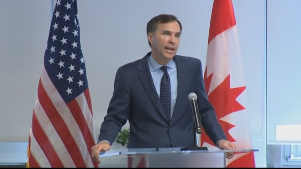 Bill Morneau World Economic Forum New York April 3, 2016