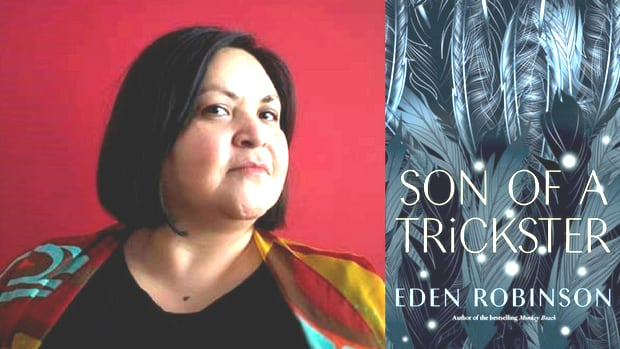 Eden Robinson is the author of the young adult novel Son of a Trickster.