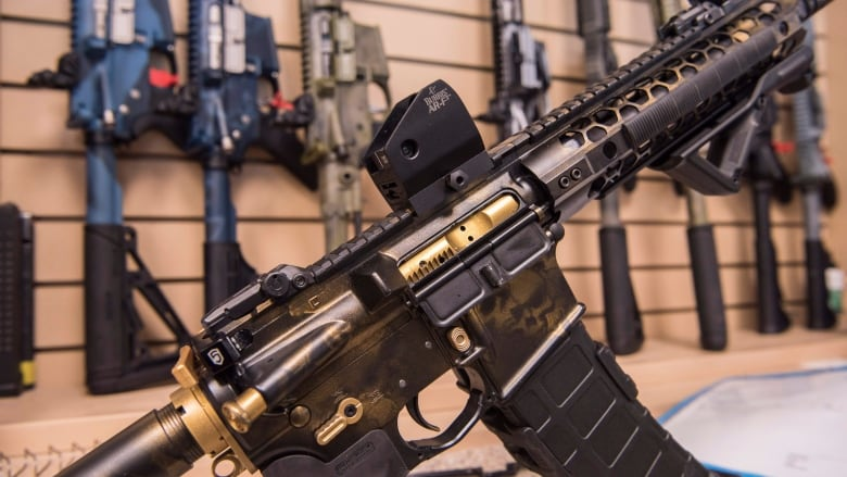 Number of restricted firearms increased in first three years of Trudeau government
