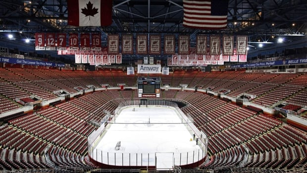 Image result for joe louis arena