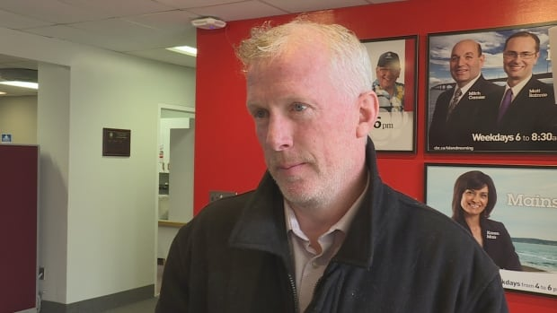 Mike Redmond is asking government to intervene in school cafeterias to tackle P.E.I.'s growing obesity issue.